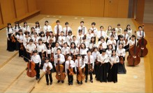 <p><strong>Toyota City Junior Orchestra</strong>, Orchestra (Side by Side)</p>
