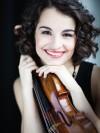 アリーナ・ポゴストキーナ(ヴァイオリン)*  (Photo: Nikolaj Lund)