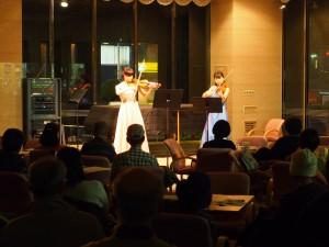 サロンコンサート