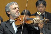 ライナー・ホーネック(指揮・ヴァイオリン)
