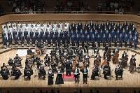 <p><strong>Okazaki Mixed Chorus & Aichi Prefectural Okazaki High School Chorus Club,</strong><span></span>Chorus</p>